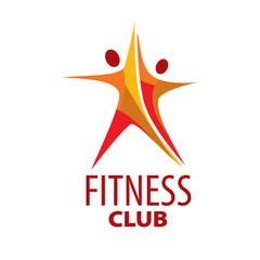 vector logo for fitness