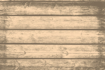 Grunge wooden planks background - layer for photo editor.