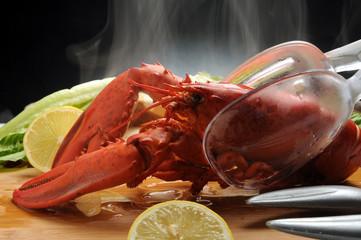 Homarus Lobster Bogavante Astice Lavagante Hummer Homard Homár ロブスター