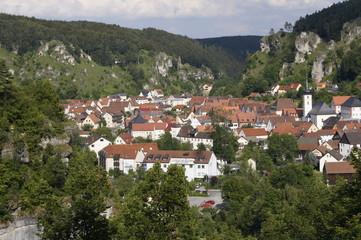 Pottenstein - Främkische Schweiz