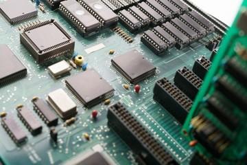 Computer hardware, motherboard