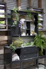 Lush Green Wedding Decor