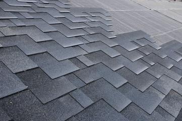 Installing Shingles. Installing Bitumen Roof Shingles.