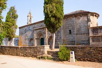 Church of Santa Maria de Melide, Melide