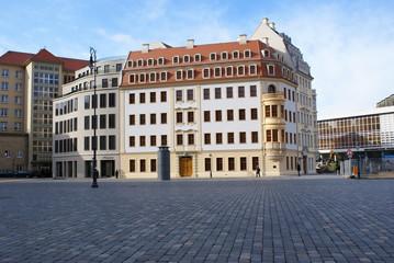 Dresden - Heinrich Schütz Haus