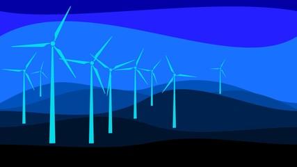 Wind Turbine, Wind Power, Renewable Energy