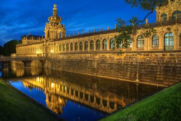 Dresden, der Zwinger