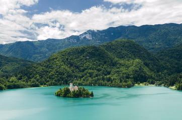 Lake Bled, Slovenia, Balkans, Europe
