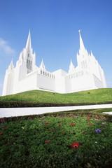 Mormon Temple, La Jolla, San Diego, California, United States of America, North America