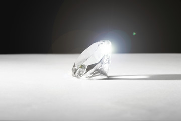 Big Sparkling Diamond