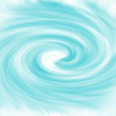 渦、台風、水流のイメージ