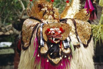 Barong Dragon, Bali, Indonesia