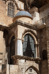 Church of Holy Sepulchre.