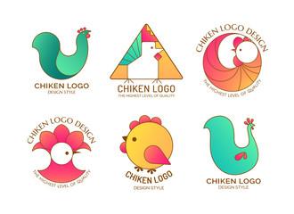 Chiken logo