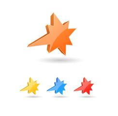 splash star icon