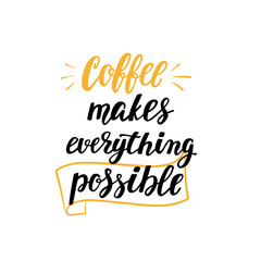 Coffee quote.
