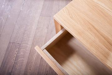 Fototapeta Oak chest of drawers obraz