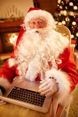 Modern Santa Claus