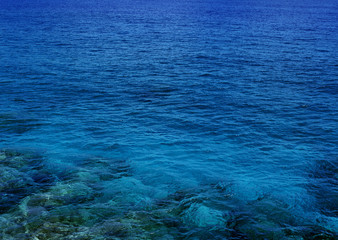 Surface of Sea