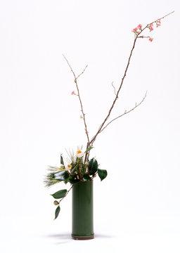 Arranged flower