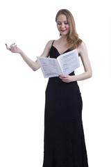 Professional opera singer