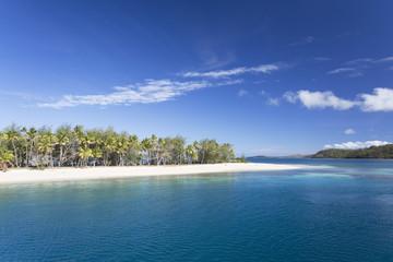 Nanuya Lailai Island, Blue Lagoon, Yasawa Islands, Fiji, South Pacific, Pacific