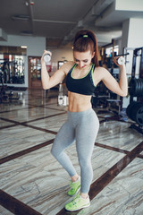Fitness girl HD