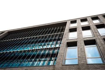 Geschäftsgebäude Fassade