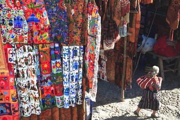 Market, Chichicastenango, Guatemala, Central America& 10;