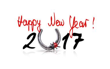 Neujahrsgruß 2017