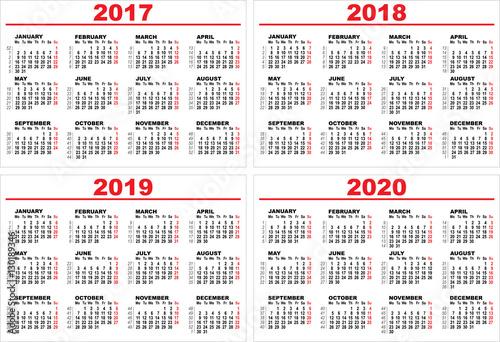 Календарь рабочий на 2017-2018 года