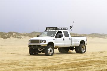 Pismo beach monster truck