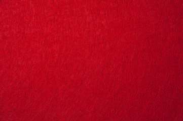 red felt texture for background