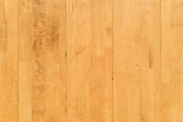 New teak wooden wall texture or wood background.