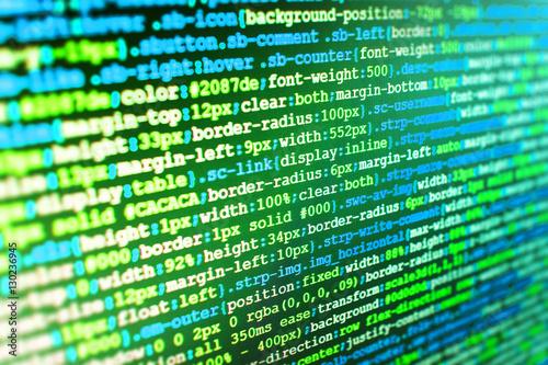 Script procedure creating  Programmer developer screen  Mobile app