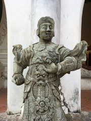 chinese statue in thailand