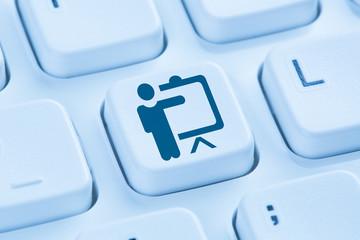Schulung Training lernen Coaching Bildung Workshop online Intern
