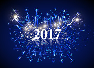 Happy New Year easy editable