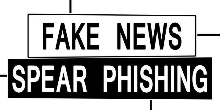 bawb6 BlackAndWhiteBanner bawb - Fake News / Spear Phishing - banner 2zu1 xxl g4811