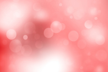 Abstract pink and bokah background blur.