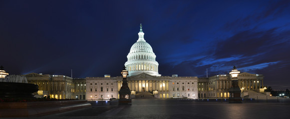The Capitol - Washington DC United States