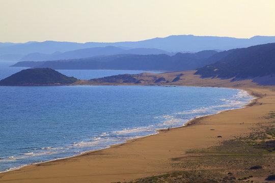Golden Beach, Karpasia Peninsula, North Cyprus, Cyprus, Mediterranean