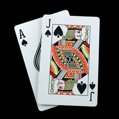 Blackjack spades