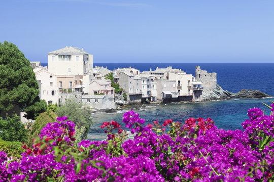 Erbalunga, Corsica, France, Mediterranean