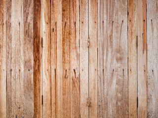 Classic Vertical wood panel texture for background
