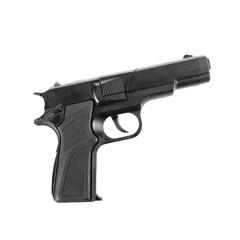Replica toy gun / fake guns isolated on white
