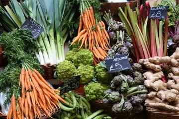 Green grocer's - London Borough Market