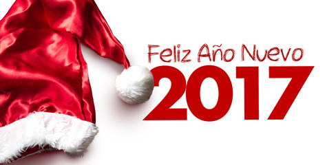 Happy New Year (in Spanish)