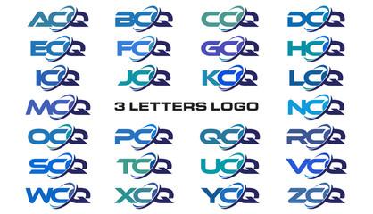 3 letters modern generic swoosh logo  ACQ, BCQ, CCQ, DCQ, ECQ, FCQ, GCQ, HCQ, ICQ, JCQ, KCQ, LCQ, MCQ, NCQ, OCQ, PCQ, QCQ, RCQ, SCQ, TCQ, UCQ, VCQ, WCQ, XCQ, YCQ, ZCQ