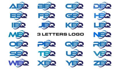 3 letters modern generic swoosh logo  AEQ, BEQ, CEQ, DEQ, EEQ, FEQ, GEQ, HEQ, IEQ, JEQ, KEQ, LEQ, MEQ, NEQ, OEQ, PEQ, QEQ, REQ, SEQ, TEQ, UEQ, VEQ, WEQ, XEQ, YEQ, ZEQ
